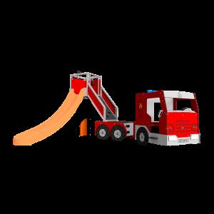 Camion échelle de pompiers BBIE500.KP