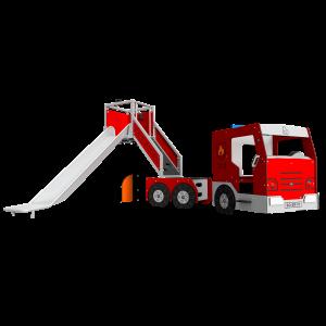 Camion échelle de pompiers BBIE500.KR