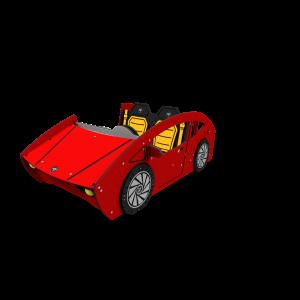 Sportauto La BOERghini Rood BBI.501.K-032