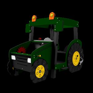 Tractor Groen BBI.502.K-062