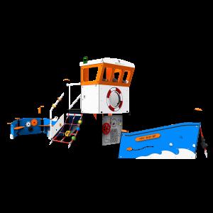 Vissersboot Urk BBI.506.UP