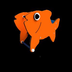 Federwippe Goldfisch BBIE709