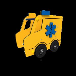 Veerhobbel Ambulance BBI.710