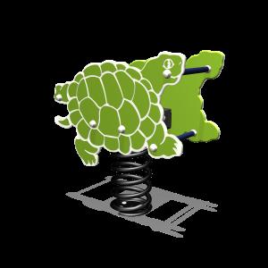 Federwippe Schildkröte BBPE011.6K