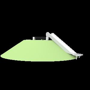 Grundlegender Rutsche H1.0 BBPE020.8RR