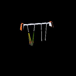 Dubbele schommel met 1 PZ H2.12 BBP.030.4B