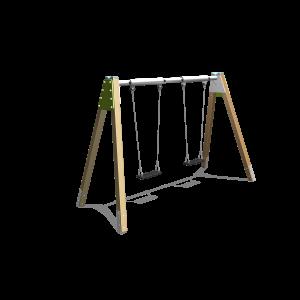 Double balançoire Anti-wrap H2.12 BBPE030.6G