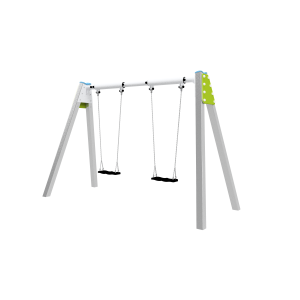 Double balançoire Anti-wrap H2.12 BBPE030.6R