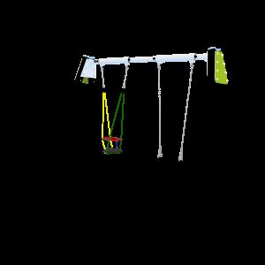 Dubbele schommel Anti-wrap H2.12 BBP.030.9K