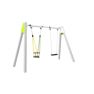 Double balançoire Anti-wrap H2.12 BBPE030.9R
