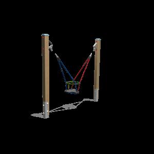 Balançoire pour gamins/siège enfant H1.43 BBPE031.2G