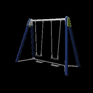 Double balançoire H2.5 BBPE034.1A