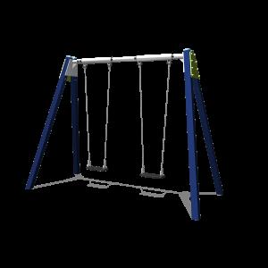 Dubbele schommel Anti-wrap H2.5 BBP.034.6A