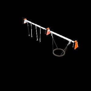 Multi balançoire Anti-wrap H2.04 BBPE038.6B