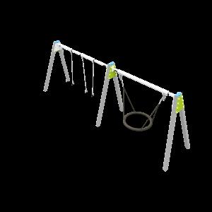 Multi balançoire Anti-wrap H2.04 BBPE038.6R