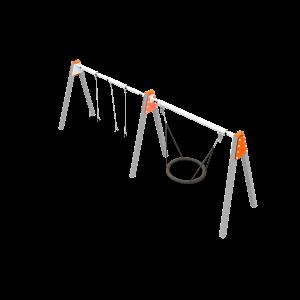 Multi balançoire Anti-wrap H2.04 BBPE038.6V