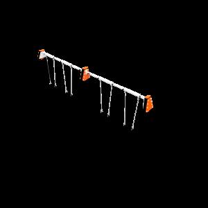 Multi balançoire Anti-wrap H2.04 BBPE038.9B