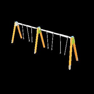 Multi balançoire Anti-wrap H2.04 BBPE038.9G