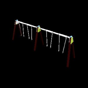 Multi balançoire Anti-wrap H2.04 BBPE038.9H