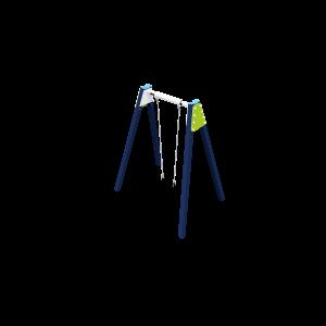 Solo balançoire Anti-wrap H2.48 BBPE039.1A