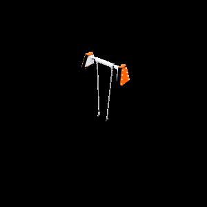 Solo balançoire Anti-wrap H2.48 BBPE039.1B