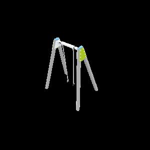 Solo balançoire Anti-wrap H2.48 BBPE039.1R