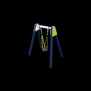 Enkele schommel Anti-wrap H2.12 BBP.039.2A
