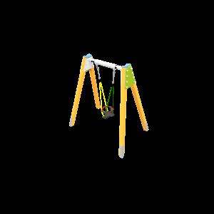 Solo balançoire Anti-wrap H2.04 BBPE039.2G