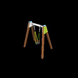 Solo balançoire Anti-wrap H2.04 BBPE039.2H