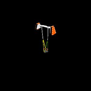 Enkele schommel H2.47 BBP.039.3B