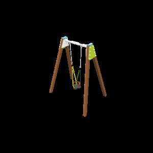 Solo balançoire H2.45 BBPE039.3H