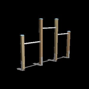 Turn-Reck trio H1.45-1.20-1.00 BBPE040.4G