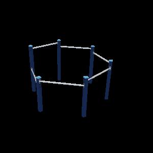 Duikel hexagon BBP.040.7A