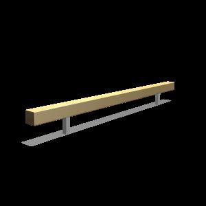 Balance beam solo BBPE045.1G