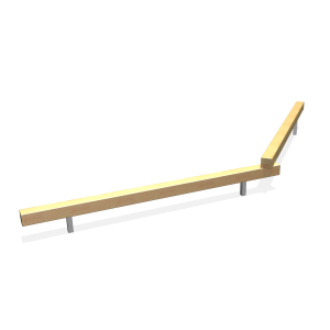 Balance beam duo BBPE045.2G