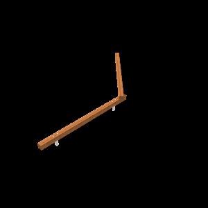 Balance beam duo BBPE045.2H