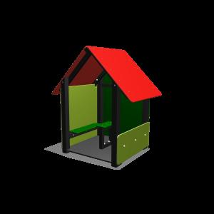 Spielhaus Smogen BBPE060.1K