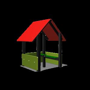 Spielhaus Falsterbo BBPE060.7K