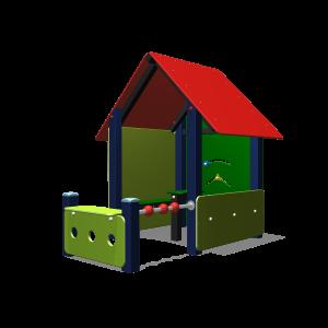 Spielhaus Ramvik BBPE060.8A