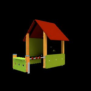 Spielhaus Ramvik BBPE060.8G