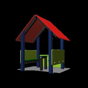 Spielhaus Kramfers BBPE060.9A