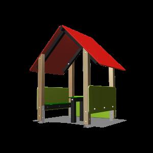Spielhaus Kramfers BBPE060.9G