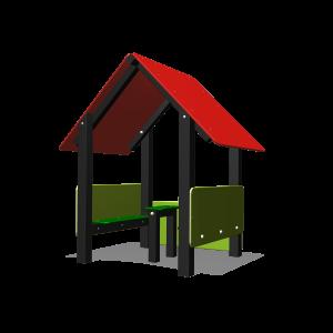 Spielhaus Kramfers BBPE060.9K