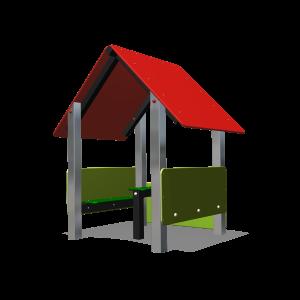 Spielhaus Kramfers BBPE060.9R