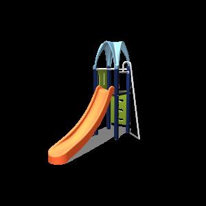 Kletteranlage 1 Turm / 1 Dach BBPE110.4AP