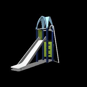 Kletteranlage 1 Turm / 1 Dach BBPE110.4AR