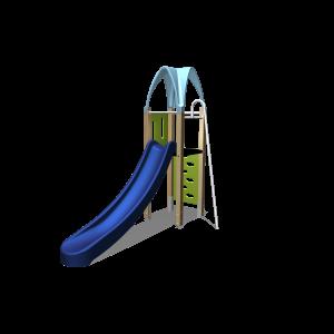 Kletteranlage 1 Turm / 1 Dach BBPE110.4GP