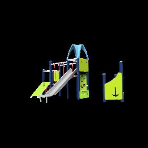 Multi-play equipment BBPE230.2AR