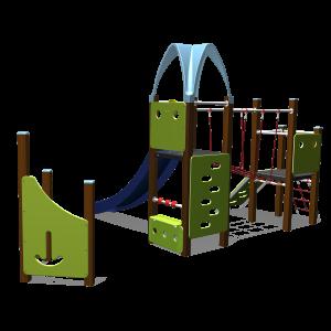 Multi-play equipment BBPE230.2HP
