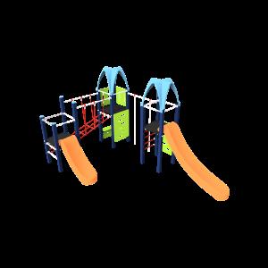 Kombinationsgerät 3 Türme + 2 Dächer BBPE311.2AP